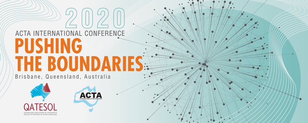 ACTA Conference 2020 banner