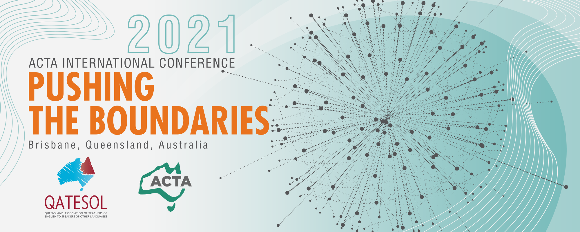 ACTA Conference 2021 Banner with logos