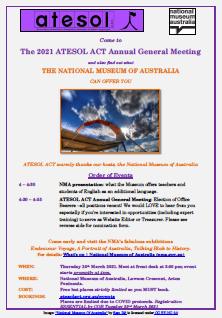 Thumbnail link to the AGM flyer